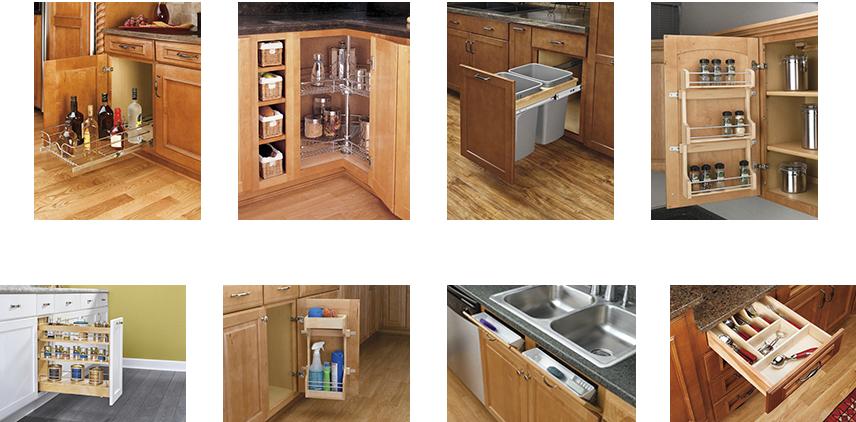 Cabinet Accessories | Waylon Flooring & Cabinets